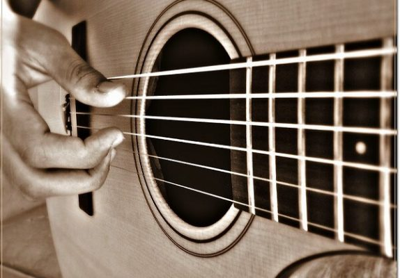 The way to learn and remember the guitar string