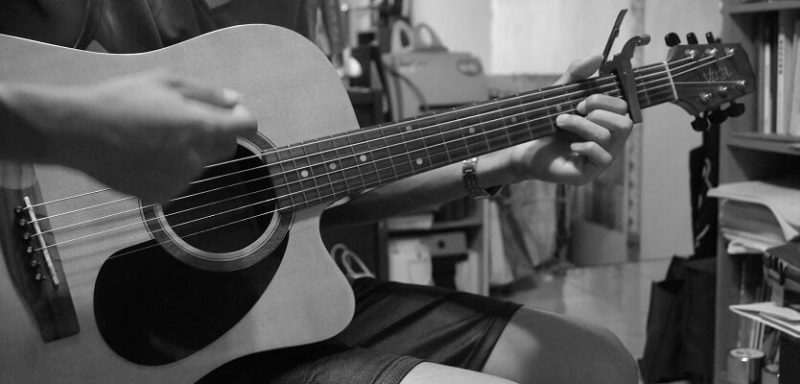 5 stages that all guitarists need to overcome